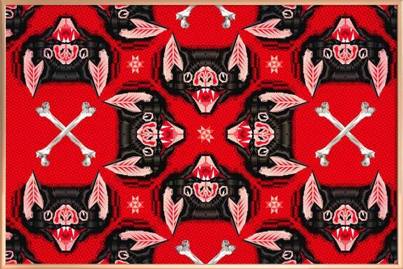 Batface Pattern