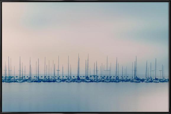 Sails Framed Poster