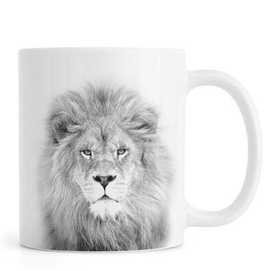 Lion -Tasse