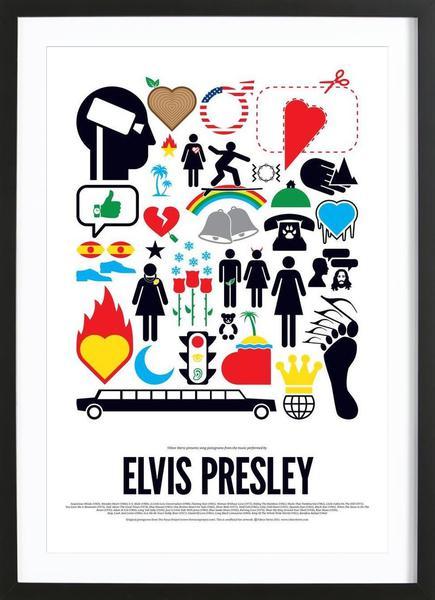 Elvis Presley Poster Juniqe