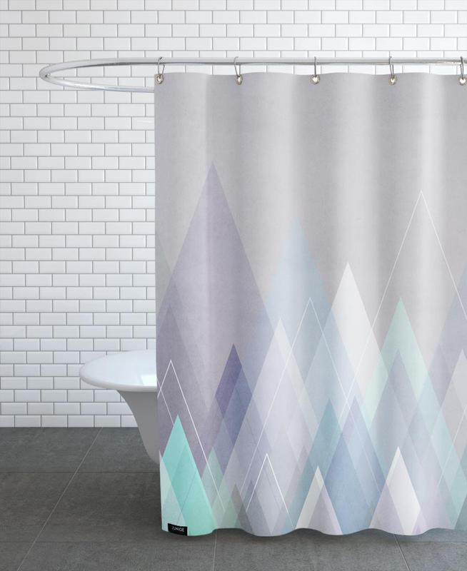 Graphic 108 as Shower Curtain by Mareike Böhmer | JUNIQE
