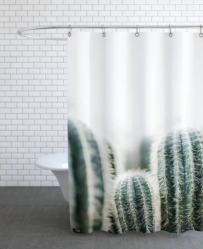 Cactus 1 als Douchegordijn door Mareike Böhmer | JUNIQE