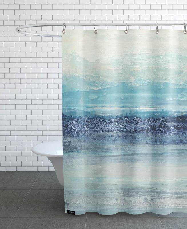 serenity ii als duschvorhang von iris lehnhardt juniqe. Black Bedroom Furniture Sets. Home Design Ideas