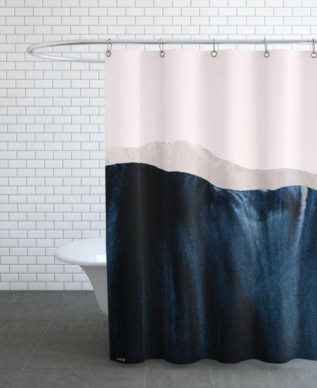 Igneous Rocks 1 en Rideau de douche par Iris Lehnhardt   JUNIQE CH