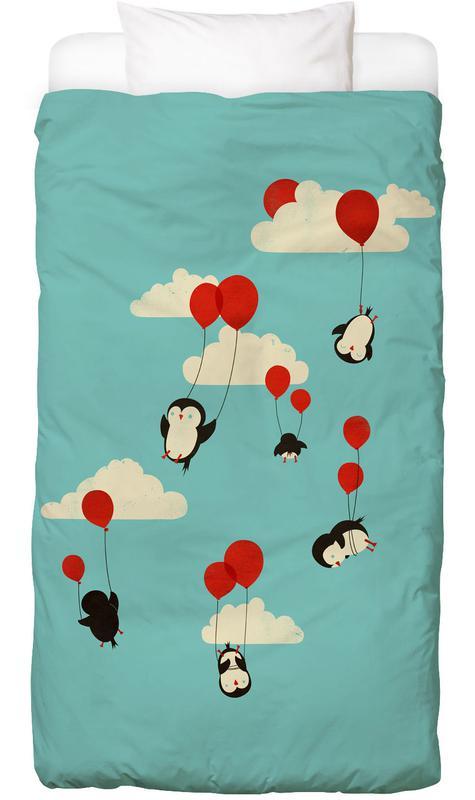 we fly en linge de lit enfant par jay fleck juniqe. Black Bedroom Furniture Sets. Home Design Ideas