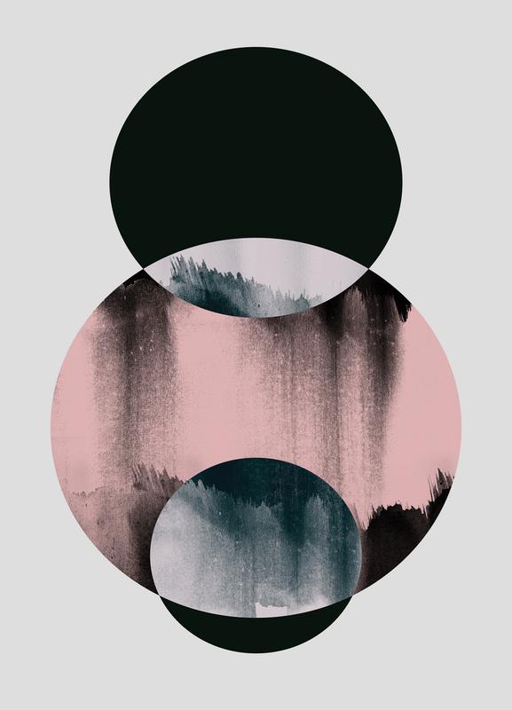 Minimalism 14 als leinwandbild von mareike b hmer juniqe for Minimal art kunstwerke