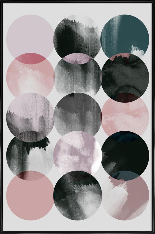Minimalism 16 als poster im kunststoffrahmen juniqe for Minimal art kunstwerke