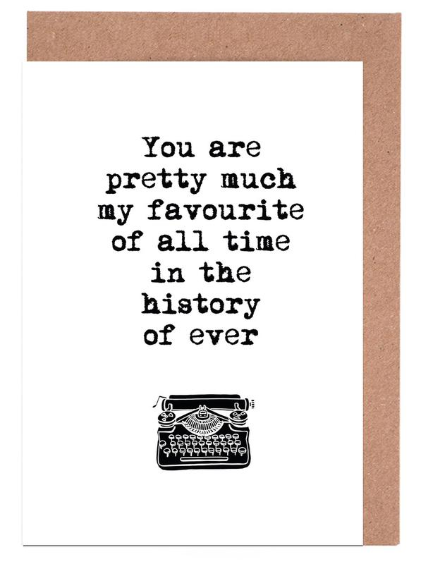 You are pretty much my favorite of all time as greeting card set home stationery greeting cards m4hsunfo