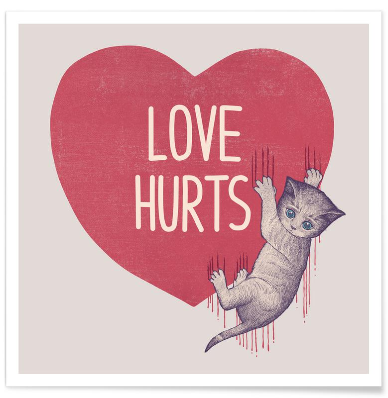 Love Hurts — Poster