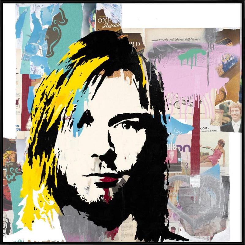 Kurt Cobain \'The 27 club\' \