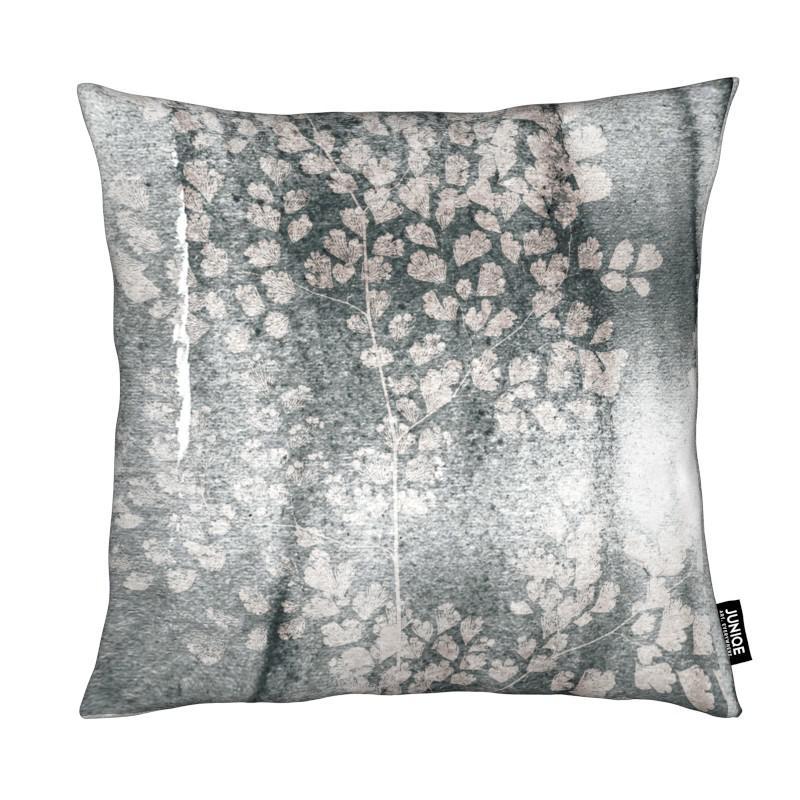imperfect fern als kissen von shot by clint juniqe ch. Black Bedroom Furniture Sets. Home Design Ideas