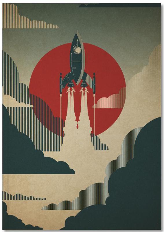 The voyage als premium notitieboekje door danny haas juniqe - Deco sejour eigentijds ...