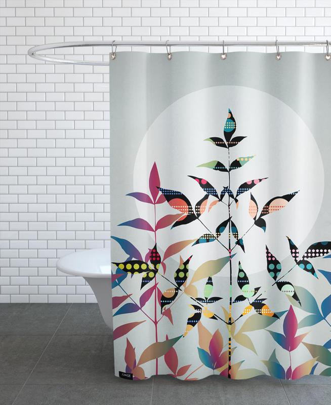 flutter als duschvorhang von angelo cerantola juniqe ch. Black Bedroom Furniture Sets. Home Design Ideas