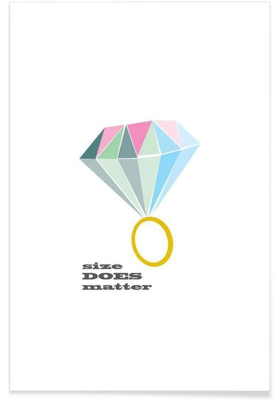 Size Als Poster Von Trabolt Design Juniqe