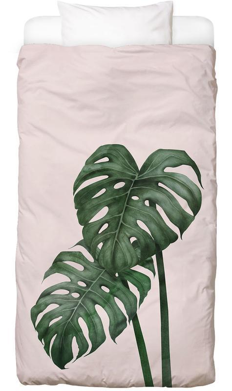 tropical no 9 en linge de lit par typealive juniqe. Black Bedroom Furniture Sets. Home Design Ideas