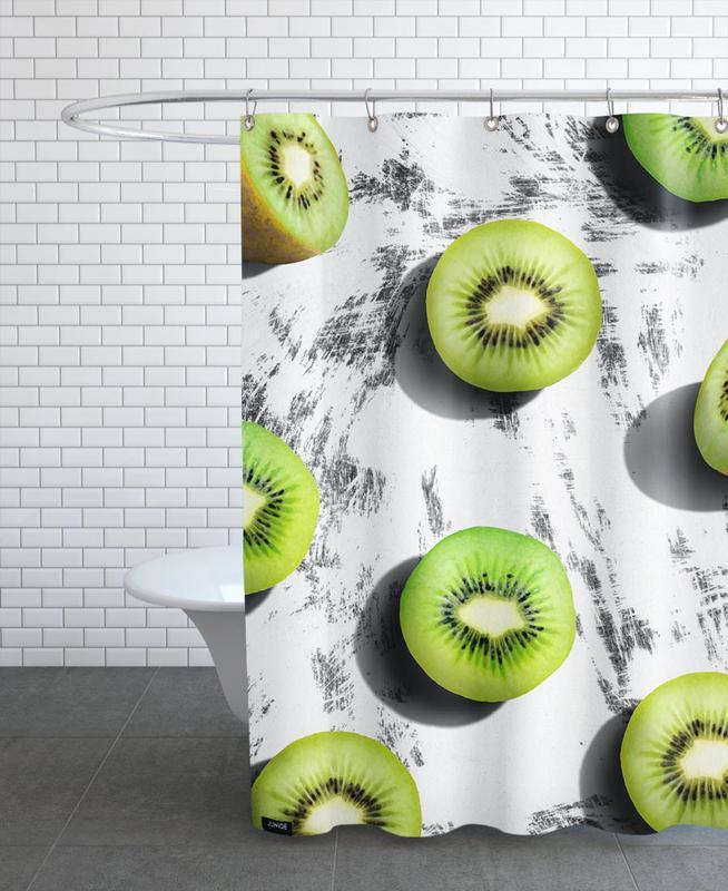 fruit 3 als duschvorhang von leemo juniqe. Black Bedroom Furniture Sets. Home Design Ideas