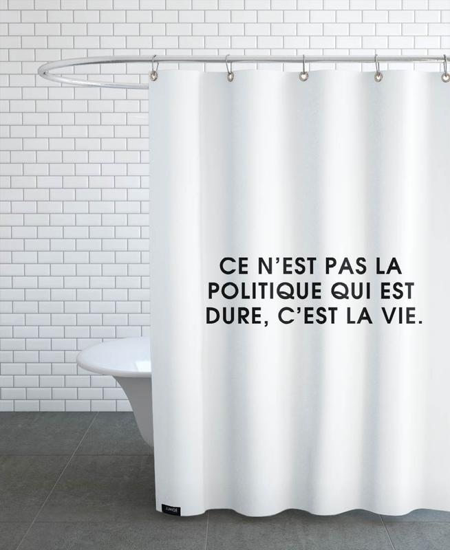 rideau de douche qui ne bouge pas