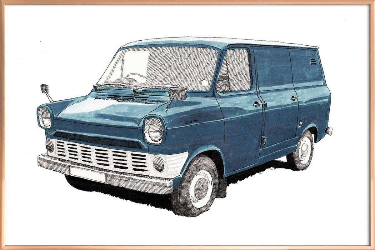 Ziemlich Alurahmen Ford Galerie - Benutzerdefinierte Bilderrahmen ...