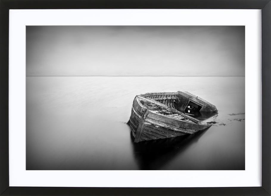 Abandoned - Wild Photo Art as Poster in Wooden Frame by 1x | JUNIQE