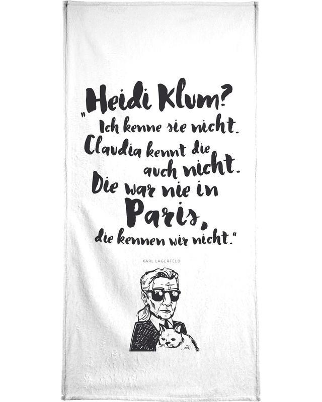 heidi handtuch