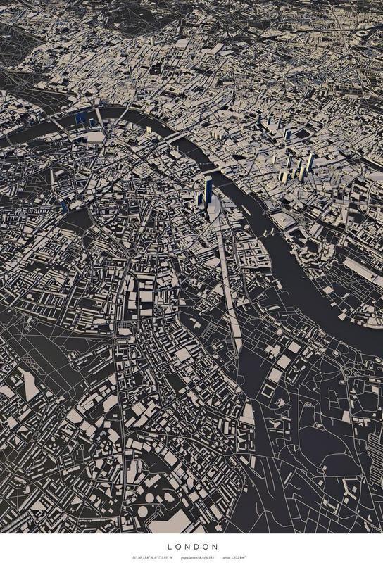 London City Map Printable.London City Map