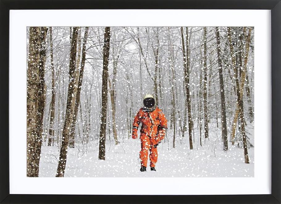 Lost in Colorado II as Poster in Wooden Frame by Jason Brueck | JUNIQE