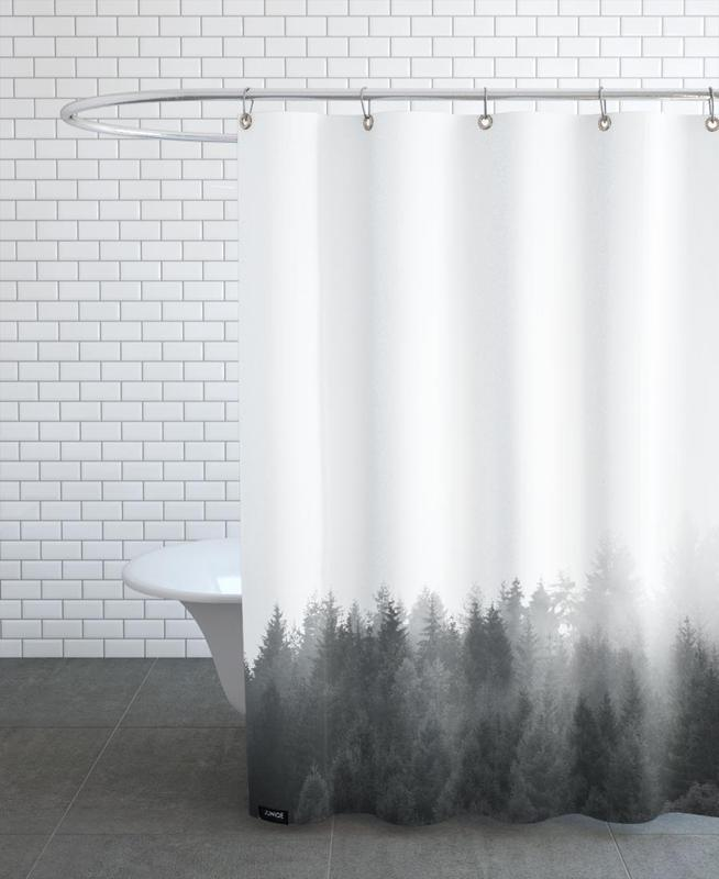 Walk Through The Forest as Shower Curtain by Studio Nahili | JUNIQE