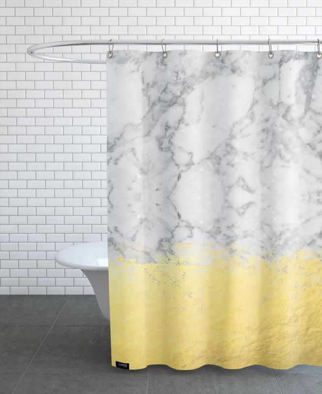 Blaire As Shower Curtain By Charlotte Winter
