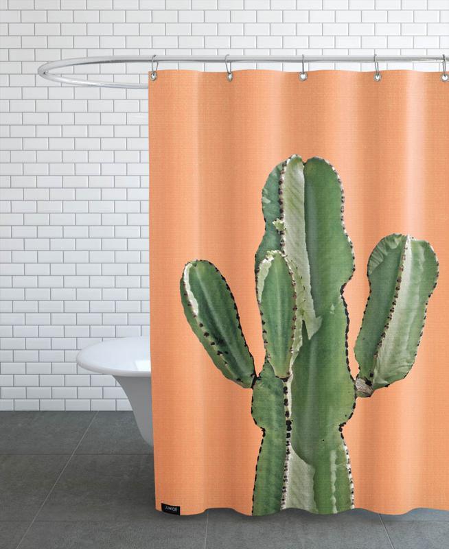 Print 86 Shower Curtain