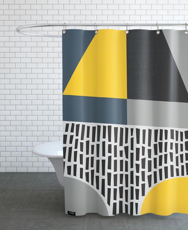 Umbrella Abstract as Shower Curtain by Fox & Velvet | JUNIQE