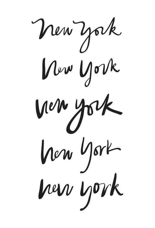 new york als acrylglasbild von kristen polsinelli juniqe. Black Bedroom Furniture Sets. Home Design Ideas