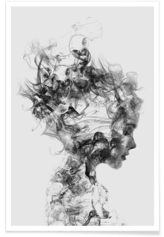 Art By Me dissolve me en affiche par dániel taylor | juniqe