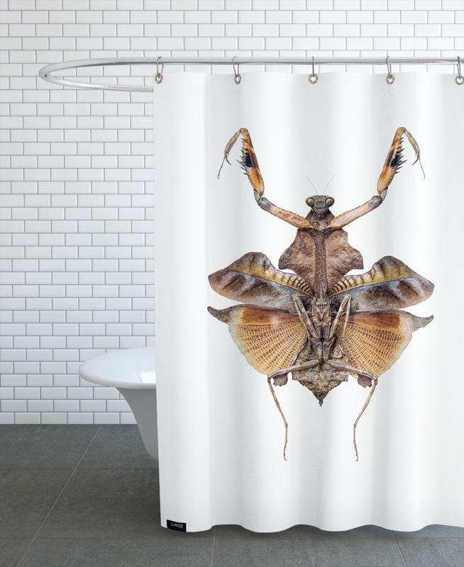 insect 5 als duschvorhang juniqe ch. Black Bedroom Furniture Sets. Home Design Ideas