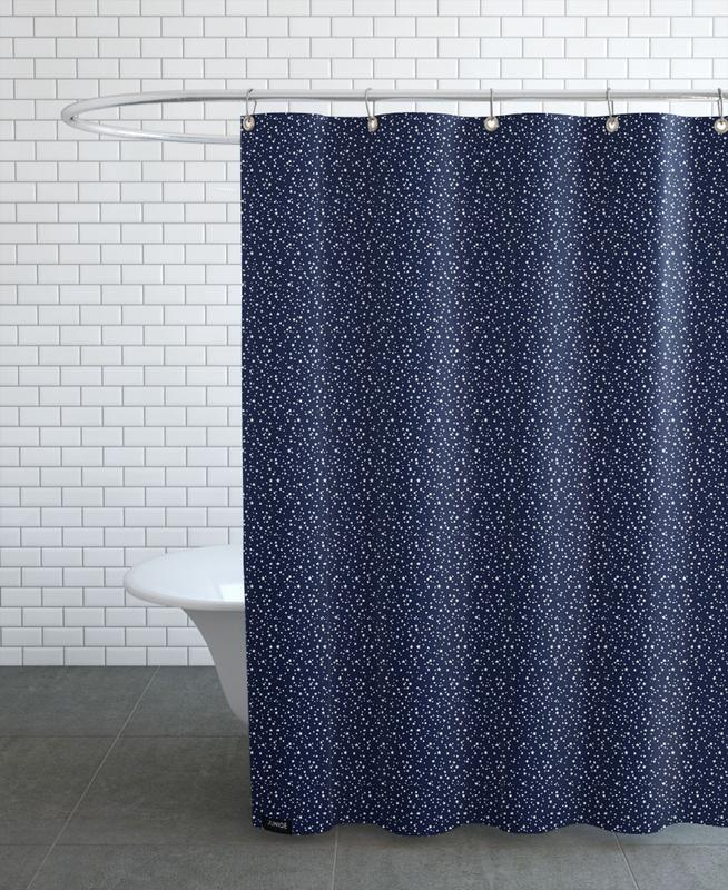 Star Night as Shower Curtain by Kind of Style | JUNIQE UK