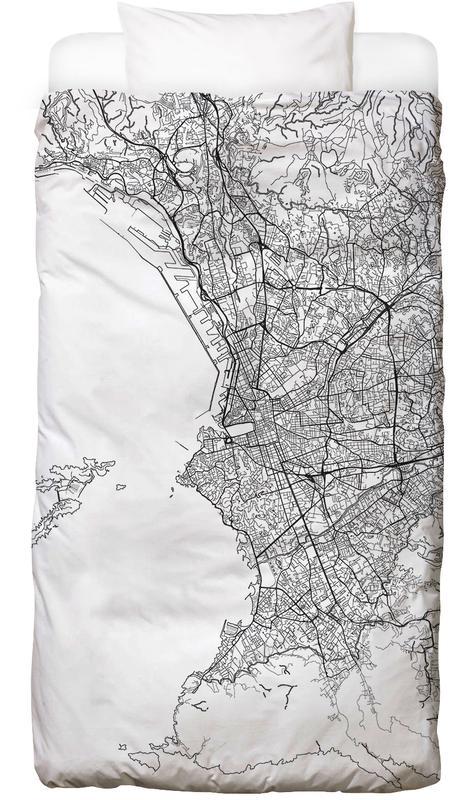 Marseille minimal als bettw sche von hubert roguski for Minimal art kunstwerke