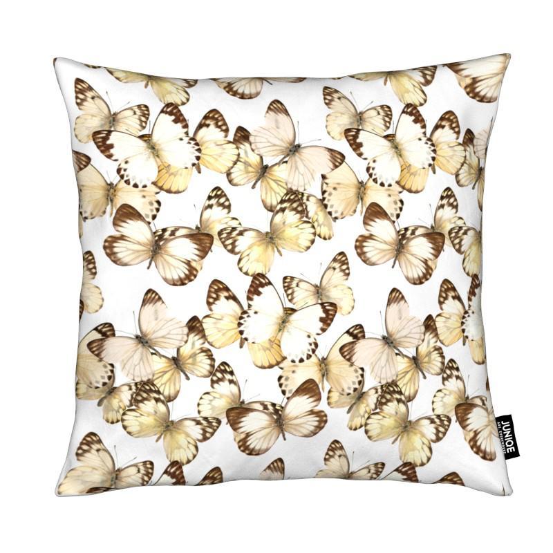 butterflies als kissen juniqe. Black Bedroom Furniture Sets. Home Design Ideas