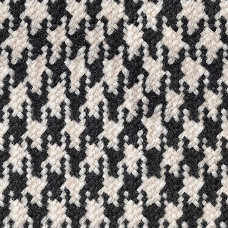 Houndstooth Pattern as Canvas Print | JUNIQE