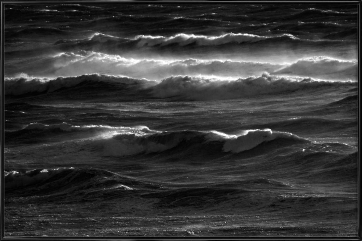Heart of the Sea als Poster im Kunststoffrahmen | JUNIQE