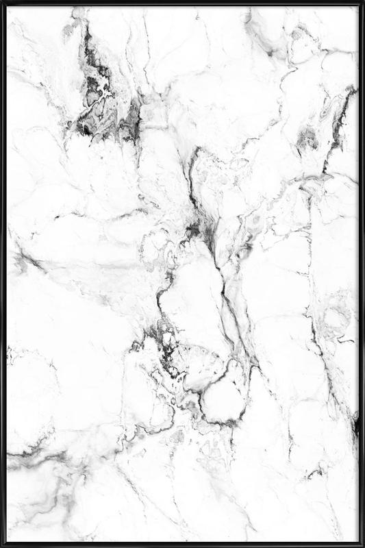 Marmor Poster In Standard Frame Juniqe Uk