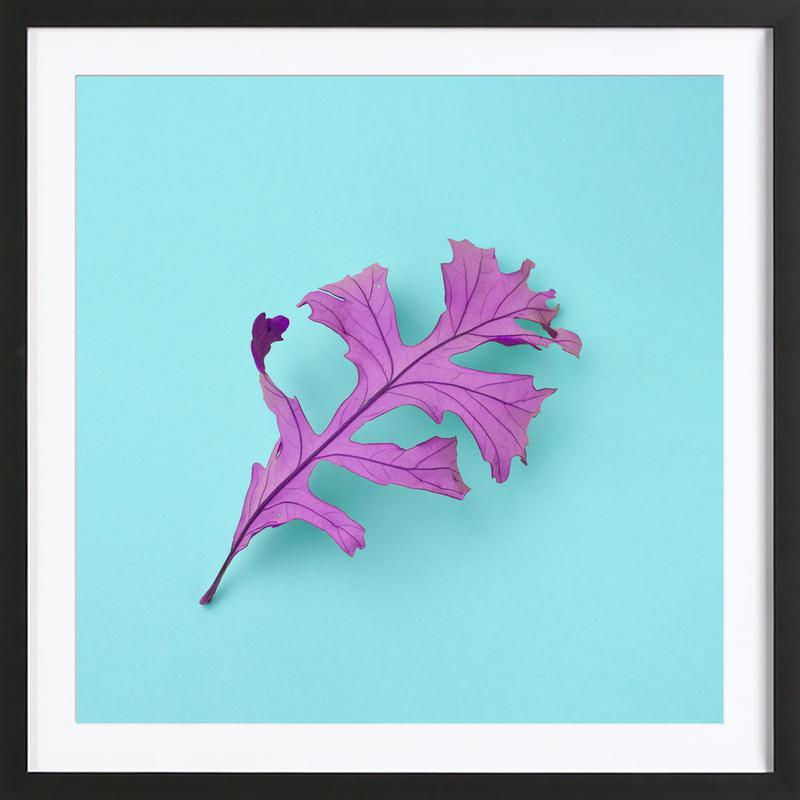 377aaa702bd Change of Seasons as Poster in Wooden Frame by Juj Winn