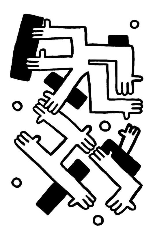 Help As Aluminium Print By Samuel Eckert