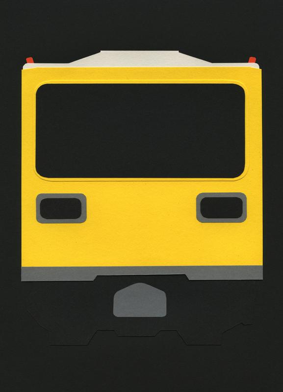 Berlin Subway Car GI E1 as Canvas Print by Rosi Feist | JUNIQE