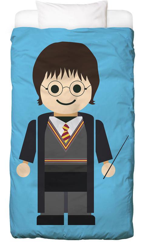 Harry Potter Toy En Linge De Lit Par Rafa Gomes Juniqe