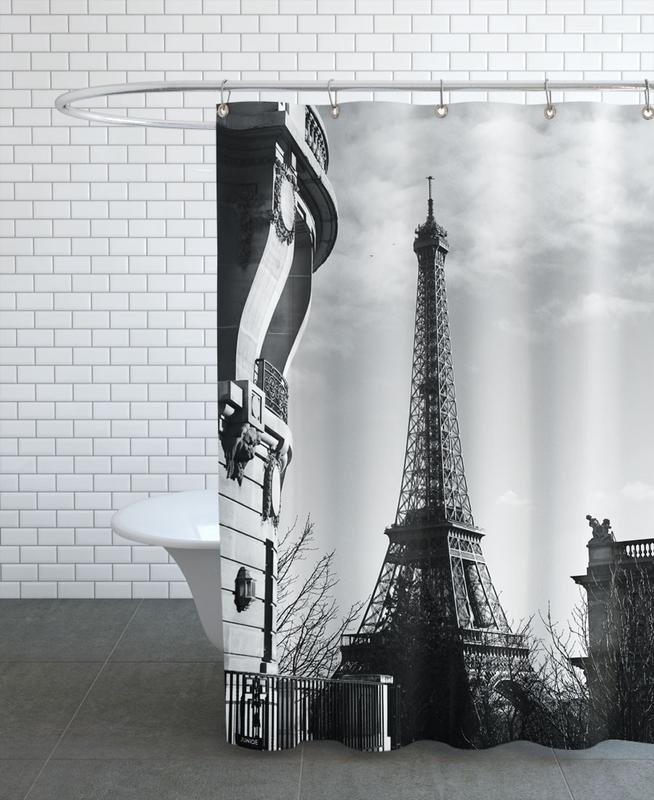 Paris As Shower Curtain By Magdalena Martin Photography
