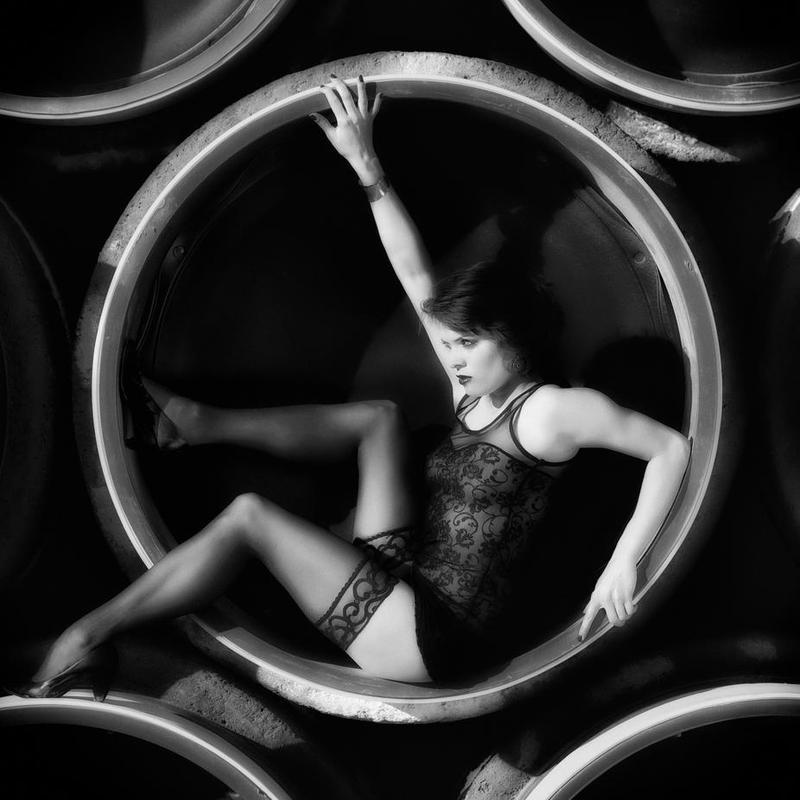 wheeled als alu dibond druck von efacts photography juniqe. Black Bedroom Furniture Sets. Home Design Ideas