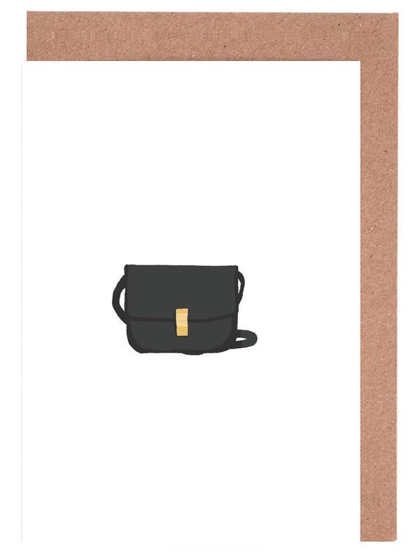 Box bag as greeting card set by journelles juniqe m4hsunfo