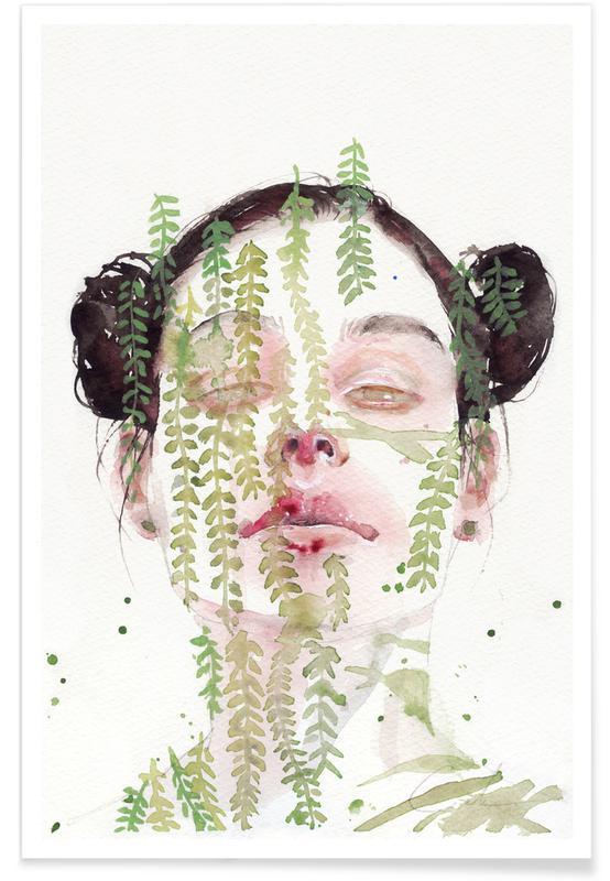 Garden Ix Poster Juniqe