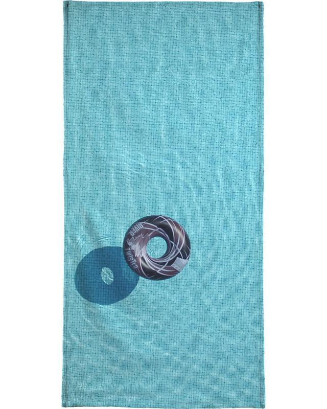 Cool Pool As Beach Towel By Marcus Cederberg Juniqe