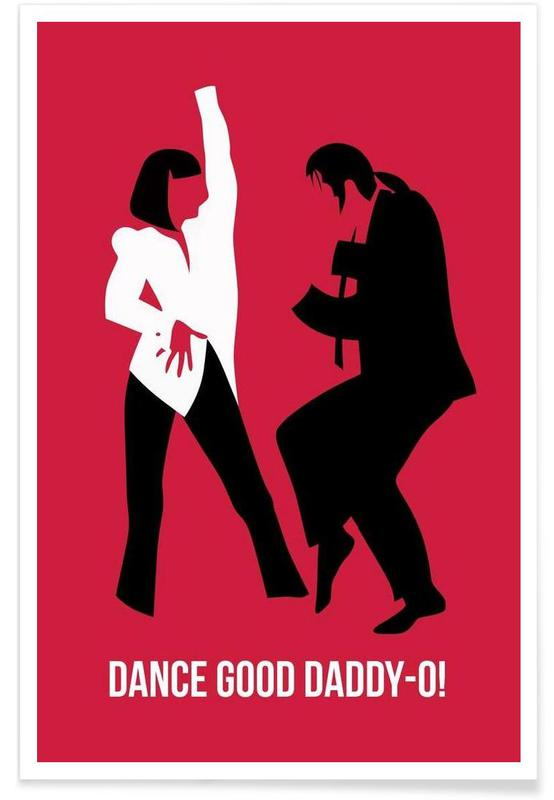 Dance Good Poster 2 As By Naxart