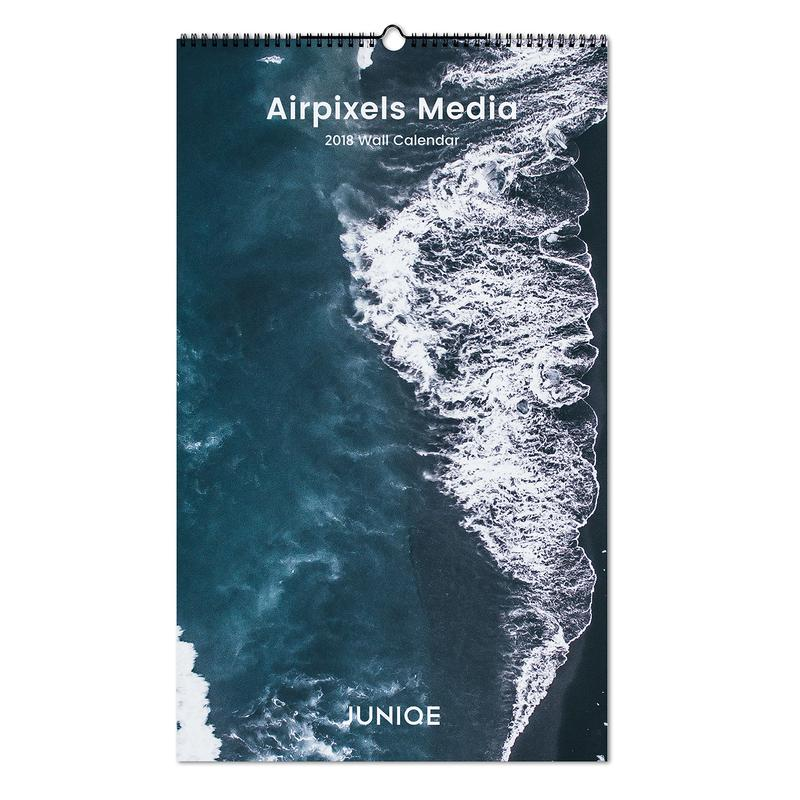 Airpixels As Wall Calendar By Airpixels Media  Juniqe